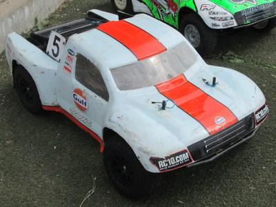 Dirk König, Team Associated SC10RS
