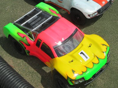 Marco Acri, Losi TLR22SCT