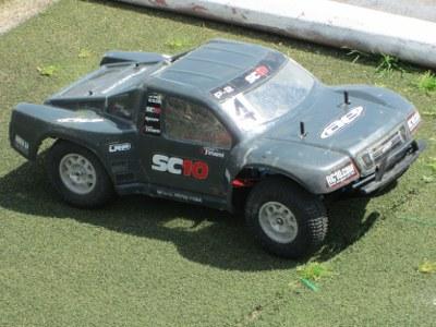 Adrian Poliwoda, Team Associated SC10