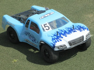 Marc Tüpprath, Team Associated SC10
