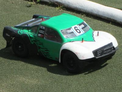Marcel Brahm, Team Associated SC10