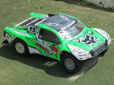 Max Poliwoda, Team Associated SC10